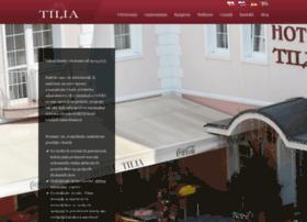 hoteltilia.sk