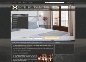 hoteltoledoimperial.com