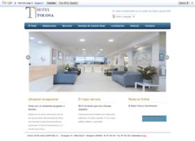hoteltolosa.com