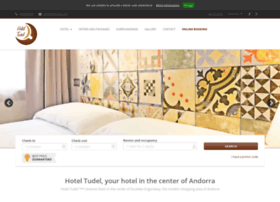 hoteltudel.com