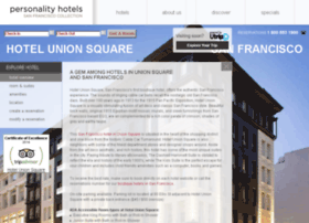 hotelunionsquare.personalityhotels.com