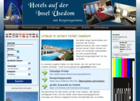 hotelusedom24.de