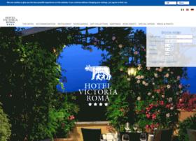 hotelvictoriaroma.com