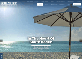 hotelvictorsouthbeach.com