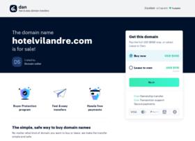 hotelvilandre.com