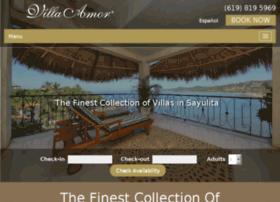 hotelvillaamorsayulita.com