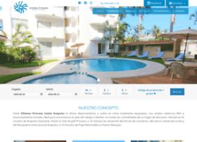 hotelvillamarprincesa.com.mx