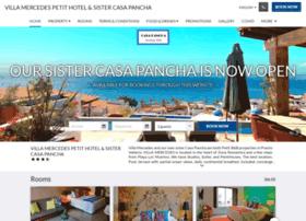 hotelvillamercedes.com