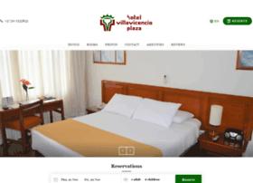 hotelvillavicencioplaza.com