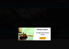 hotelvillawanda.com