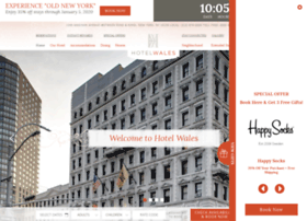 hotelwalesnyc.com