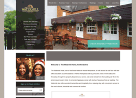 hotelwatermill.co.uk