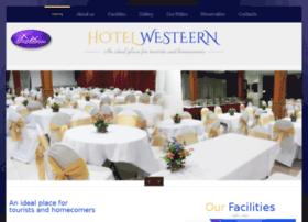 hotelwesteern.com