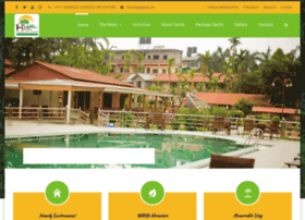 hotelwildlifecamp.com
