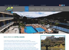 hotelzanon.com.br