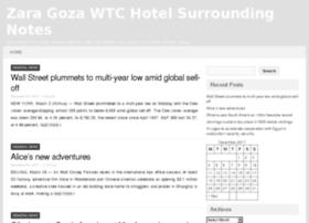 hotelzaragozawtc.com