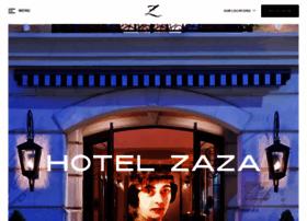 hotelzaza.com