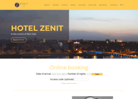 hotelzenit.co.rs