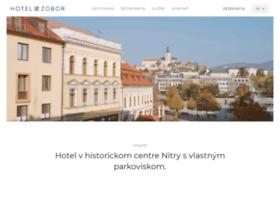 hotelzobor.sk