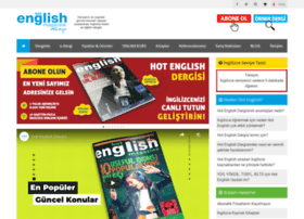 hotenglish.com.tr