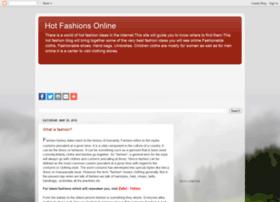 hotfashiononline.blogspot.com