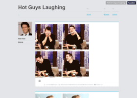 hotguyslaughing.tumblr.com