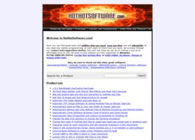 hothotsoftware.com