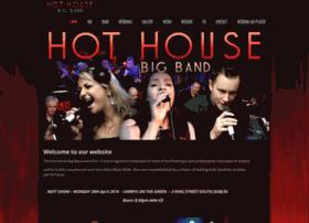 hothousebigband.com