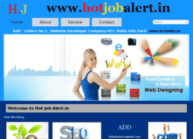 hotjobalert.in