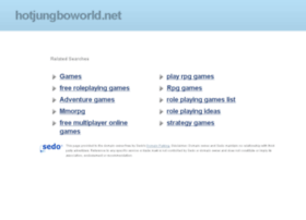 hotjungboworld.net