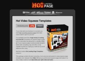 hotlandingpage.com