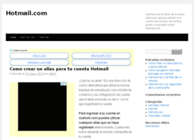 hotmailcom.es