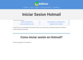 hotmailcorreo.mx