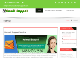 hotmailcustomersupport.com