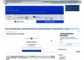 hotmailiniciar.com