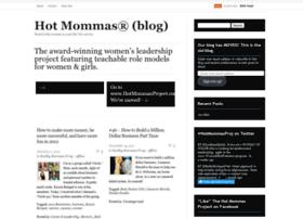 hotmommasproject.wordpress.com