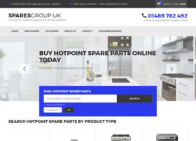 hotpoint-spares.co.uk