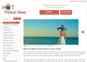 hotproductnews.com