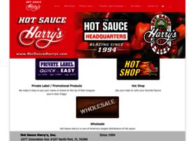 hotsauceharrys.com