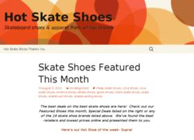 hotskateshoes.com