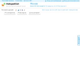 hotspotlist.ru