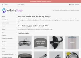 hotspringsupply.com