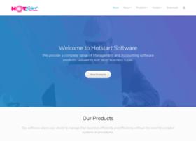 hotstartsoftware.com