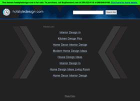 hotstyledesign.com