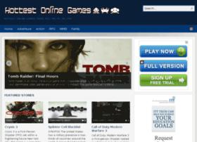 hottest-onlinegames.com