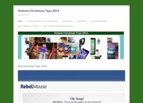 hottestchristmastoys2013.siterubix.com