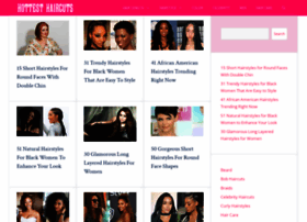 hottesthaircuts.com