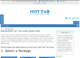 hottubcovers.hottubwarehouse.com