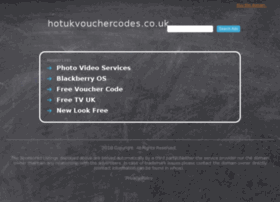 hotukvouchercodes.co.uk