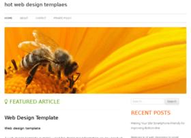 hotwebdesigntemplates.com